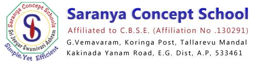 Saranyaconceptschool -